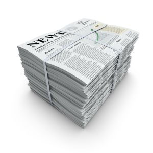 Newspaper Stack - Firm Wide
